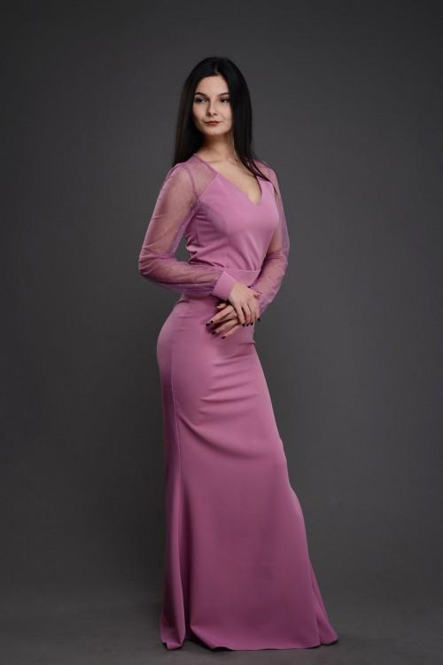 Платье длинное 013-1118