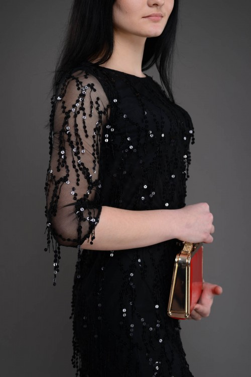 Платье короткое 020-0319