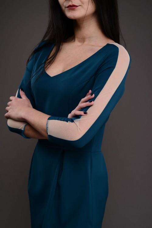 Платье короткое 0253-0918