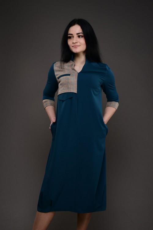 Платье короткое 0276-1118