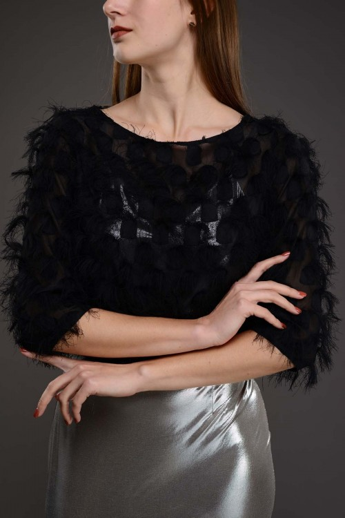 Платье короткое 0290-1218
